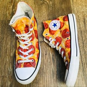 Converse Chuck Taylor All Star Pizza High tops